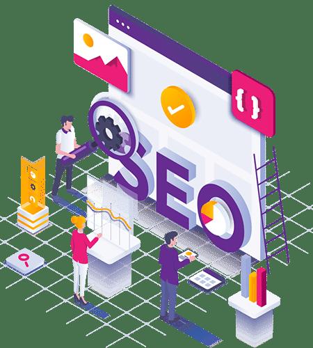 Gagnez en visibilité et en résultats en trustant les premières positions sur Google grâce une optimisation de votre référencement naturel et à un suivi rigoureux de votre SEO.