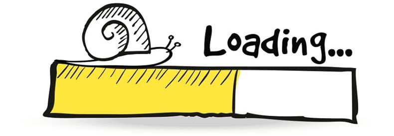 Le temps de chargement d'une page web est l'un des facteurs retenus par Google pour son référencement