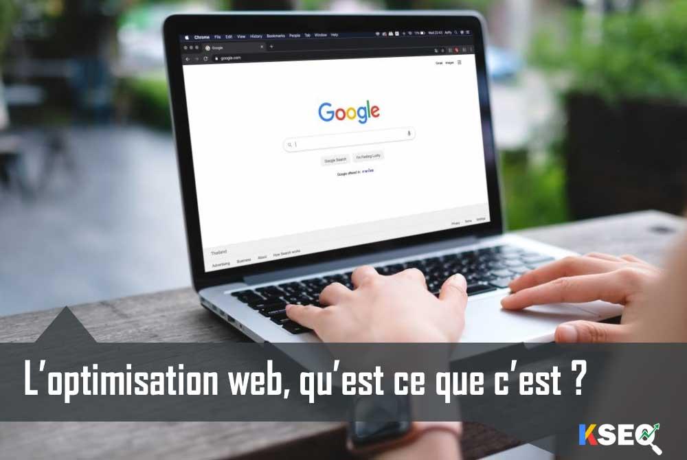 explications but et principes de l'optimisation web
